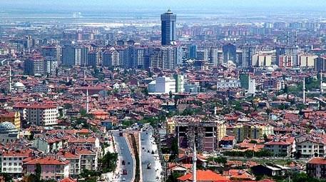Konya'da 28 milyon liraya sanayi arsası satılıyor