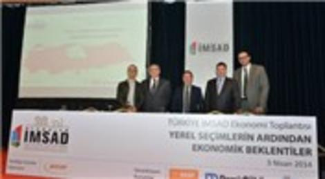 Türkiye İMSAD 2014 yılı ilk Ekonomi Raporu'nu açıkladı