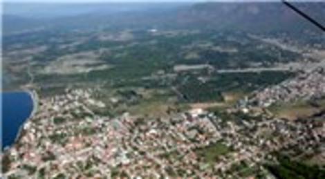 Türk Kızılayı Muğla'da iş merkezi yaptıracak!