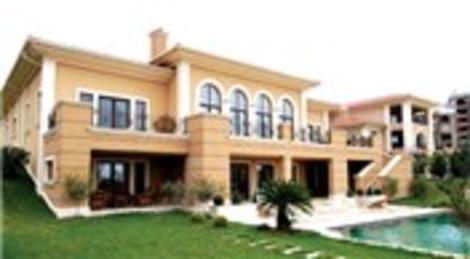 Pelican Hill'de 4 milyon liraya icradan satılık villa ve arsası