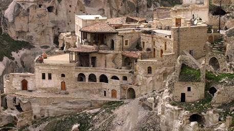 Ürgüp Kayakapı turistlere Ortaçağ'ı yaşatacak
