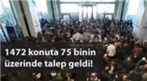 Kiptaş Hadımköy 3. Etap rekorları altüst etti!