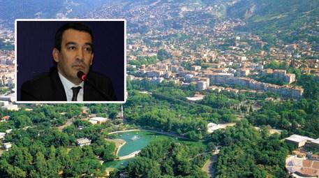 İrfan Önal 'Bursa'nın turizmdeki hedefi marka kent olmak'