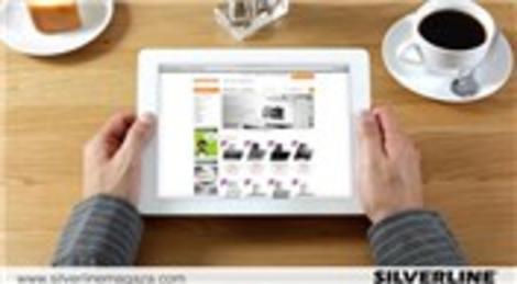 Silverline Ankastre'nin online mağazası hizmete açıldı
