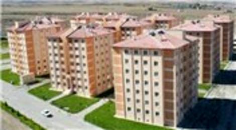 TOKİ Edirne'de 94 konut inşa edecek