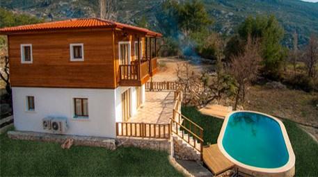 Ailenizle ev konforunda bir tatil geçirmek ister misiniz?