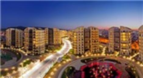 Rings İstanbul bahçeli, teraslı evleri ve ofislerini satışa sundu