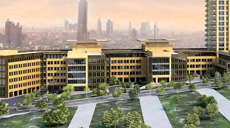 Eclipse Maslak Business yatay mimarisiyle dikkat çekiyor