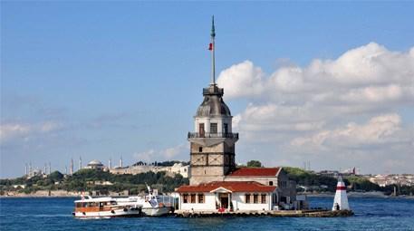 Kız Kulesi turistlerin en çok fotoğraf çektiği 5. yer oldu