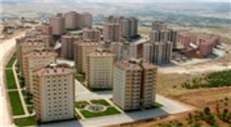 TOKİ Edirne Uzunköprü'de 130 konutu teslim etmeye başladı