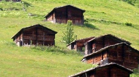 Türk Kızılayı Bolu'da Yaşlılar Köyü kuracak