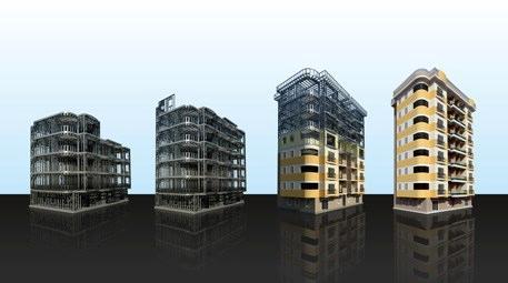 Prefabrik Yapı geniş ürün yelpazesini 37. Yapı Fuarı'nda sunacak