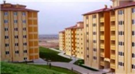 TOKİ Mersin'de inşa ettiği 96 konut teslimlerini bugün tamamlıyor