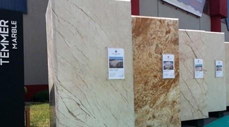 Konutta mermere ilgi arttı, Çin 240 milyon yatırım yaptı
