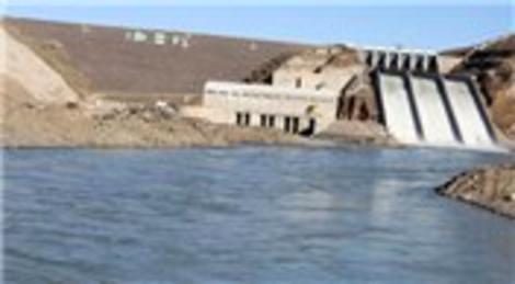 Alpaslan Barajı HES inşaatının kesin hakedişi onaylandı