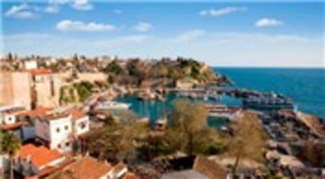 Antalya'ya İran'dan gelen turist sayısında artış yaşandı