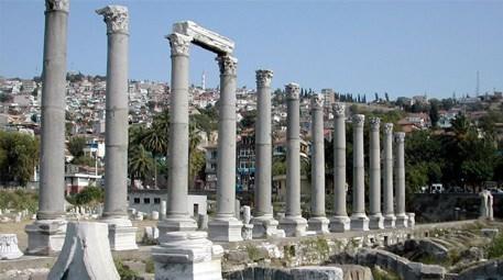 İzmir Agorası'ndaki kazılar devam ediyor