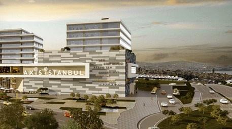 Axis İstanbul Bayrampaşa'da 348 bin 500 dolara ofis