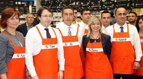 Koçtaş 42. mağazasını Adana'da açtı