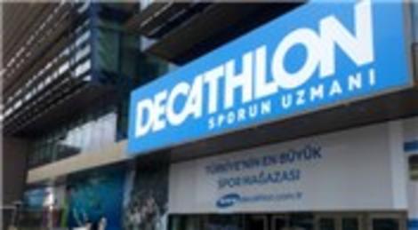 Akdeniz'in en büyük spor mağazası Decathlon Mersin'de açılıyor