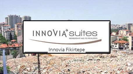Yeşil Holding, Innovia Fikirtepe projesi için düğmeye bastı