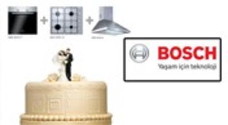 Bosch Classic ankastre seti evleneceklere cazip fırsatlar sunuyor