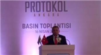 Hüseyin Duman 'Protokol Ankara iş dünyasına hız katacak'