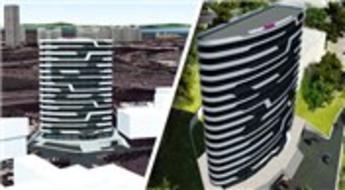 Fer Yapı Parima Residence'ta plan ve mimari değişti