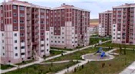 TOKİ Sivas'ta 288 konut inşa edecek