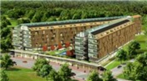 Yalın Evler Projesi'nin örnek daireleri görücüye çıkıyor