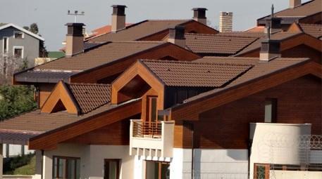 Çatı katları gözde yaşam alanları oluyor