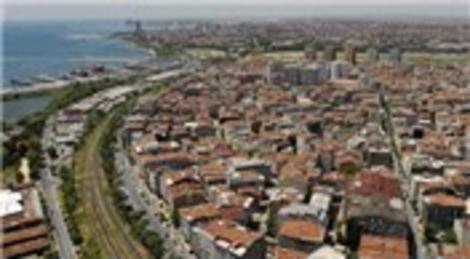Bakırköy'de 58 milyon liraya satılık arsa ve harabe bina!