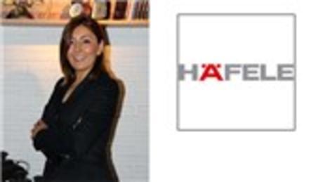 Häfele 41 ülke arasından Türkiye'yi seçti