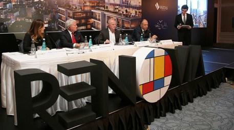 Vartaş'ın beklenen projesi Renovia İstanbul görücüye çıktı