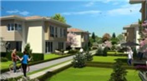 Dekar DK'nın 'bahçeli evler'i yok sattı