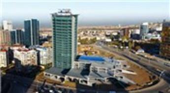 Protokol Ankara Çukurambar'da 634 bin liraya ofis