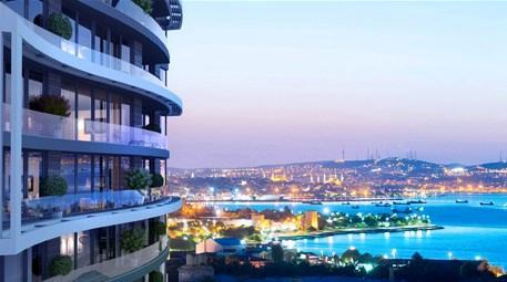 Eşsiz İstanbul manzarası nefes aldıran ödeme planıyla sizin!
