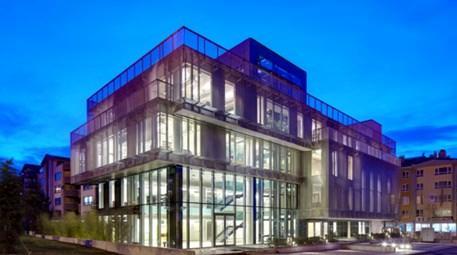 Ankara'daki Türkiye Müteahhitler Birliği binasına Londra'dan ödül