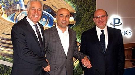 Polimeks ve Rixos Eskişehir'e 5 yıldızlı termal otel yaptılar