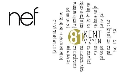 Nef '81 Kent, 81 Vizyon' toplantısı ertelendi!
