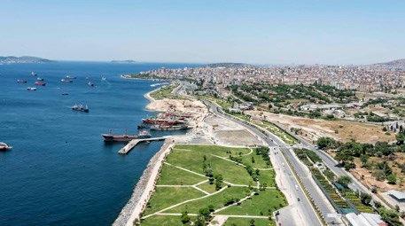 Ziya Yılmaz, 'Kartal projemizin adı İstanbul Marina!'