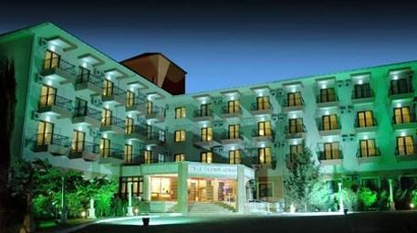Kütahya'daki hastane gibi otel şifa dağıtıyor