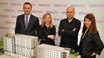 Toya Yapı, Toya Moda Basın Ekspres'i görücüye çıkarttı