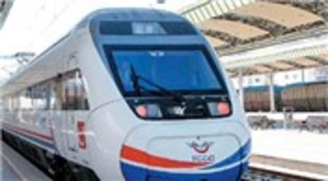 Yüksek Hızlı Tren Eskişehir'in ekonomisini hızlandıracak