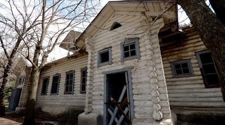 Kars'taki 118 yıllık Katerina Köşkü otele dönüştürülecek