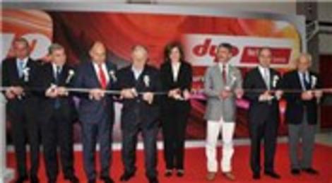 DYO, Turgutlu'da toz boya fabrikası açtı