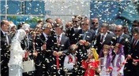 Recep Tayyip Erdoğan Konya Bilim Merkezi'nin açılışını yaptı