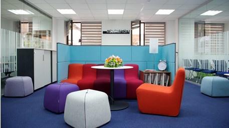 Koleksiyon Mobilya, Kazakistan'da ofis açtı