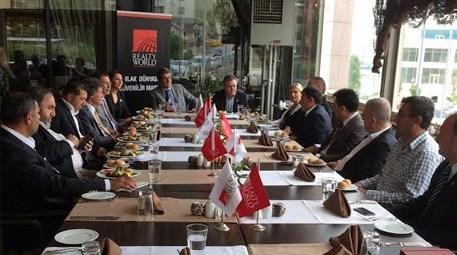 Realty World Türkiye brokerları ile buluştu