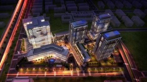 Ankara Mahall Türkerler İnşaat projesinde 650 bin liraya